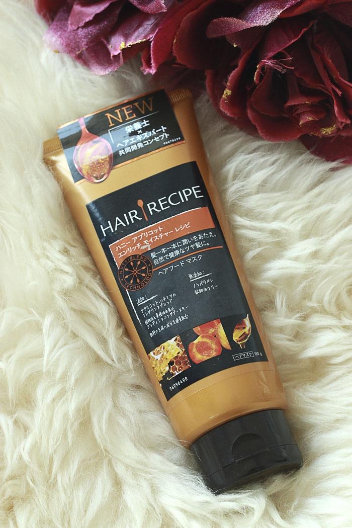 【Anko推荐】摆脱干枯分叉 Hair Recipe 银杏果蜂蜜洗发、护发、发膜三件套 - Anko - Anko