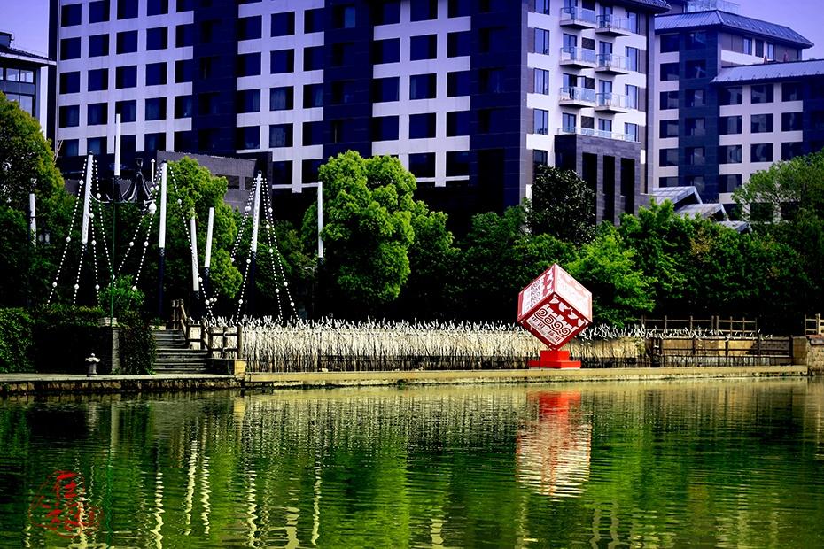 阳春三月 我们在扬州相聚(4)天宁寺 御码头 古运河 - rzlt9688 - 人在旅途rzlt
