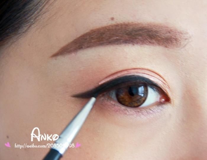 【Anko彩妆】古灵精怪气质优雅两面派 模仿武媚娘经典造型 - Anko - Anko