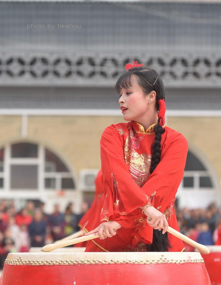 陕北风情(20)—— 印斗大秧歌_图1-85