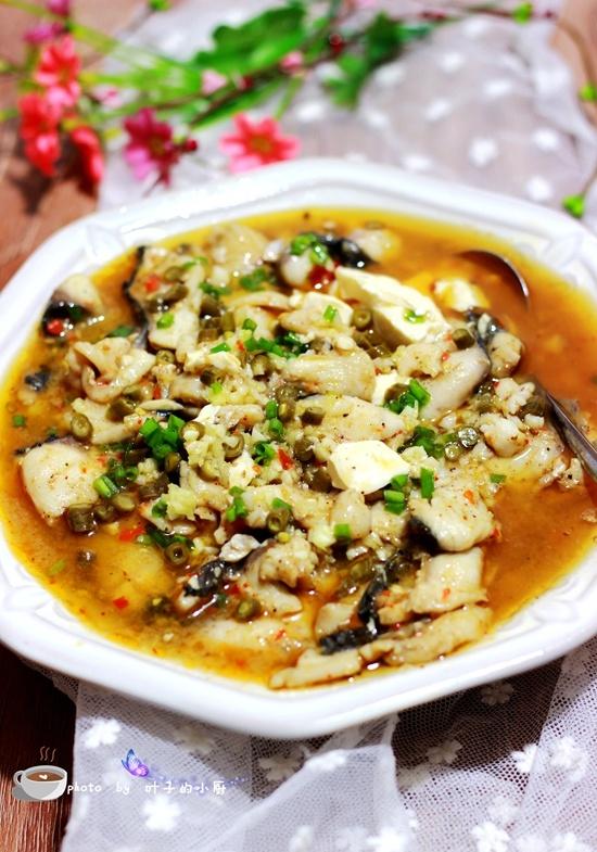 麻辣豆花鱼 - 叶子的小厨 - 叶子的小厨