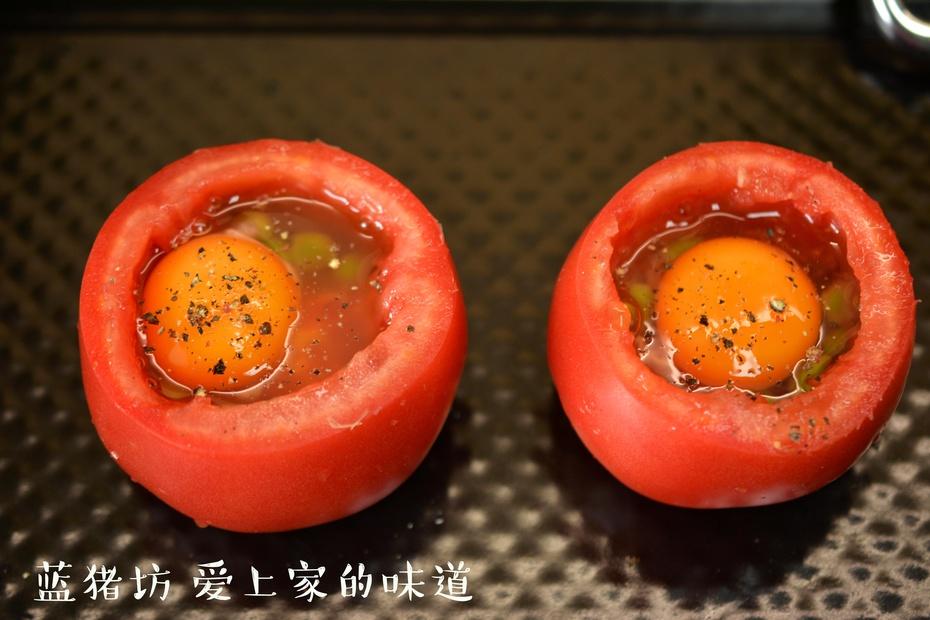 跟奥运健儿同款的西红柿鸡蛋 - 蓝冰滢 - 蓝猪坊 创意美食工作室