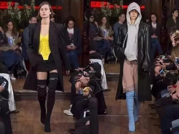 长筒靴这么火,老娘腿粗也穿的美! - toni雌和尚 - toni 雌和尚的时尚经