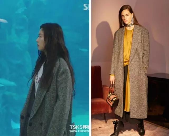 《蓝色大海的传说》同款深扒 | 全智贤就是史上最时髦的美人鱼 - toni雌和尚 - toni 雌和尚的时尚经