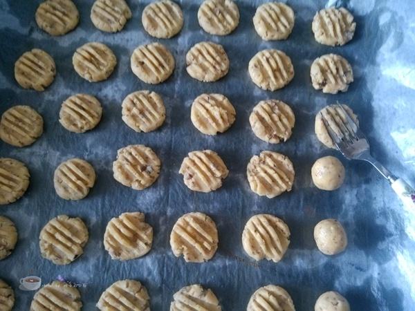 超级酥脆的核桃酥 - 叶子的小厨 - 叶子的小厨