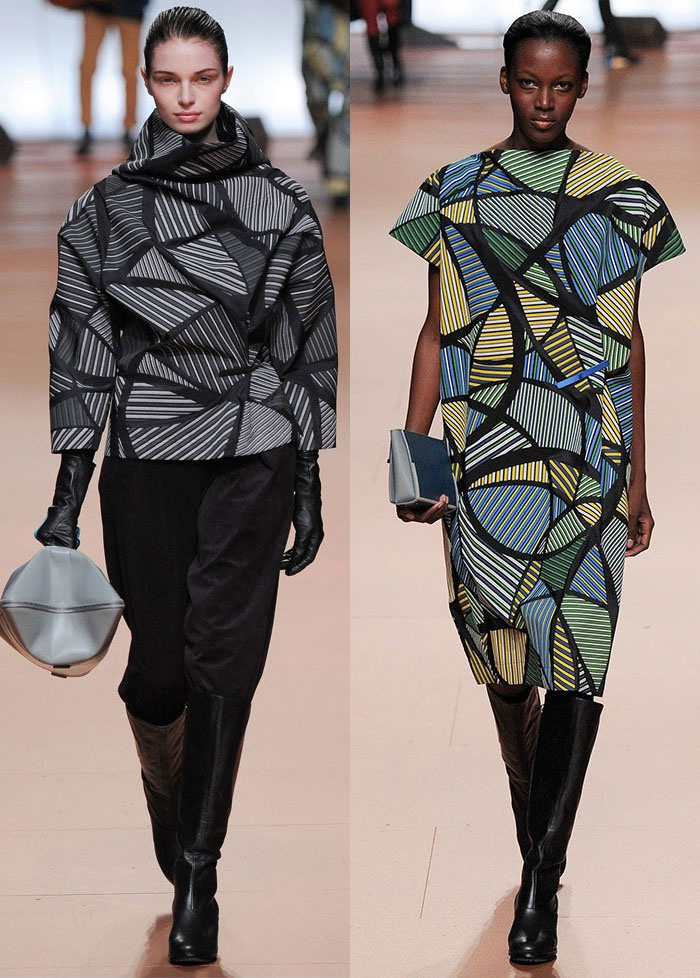 时尚经|让人的形体无限延伸-Issey Miyake - toni雌和尚 - toni 雌和尚的时尚经