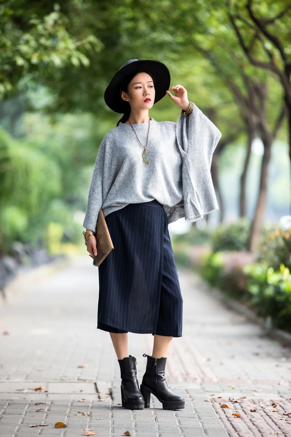 [Ava搭配日记] 和她一起闲谈漫步 - AvaFoo - Avas Fashion Blog