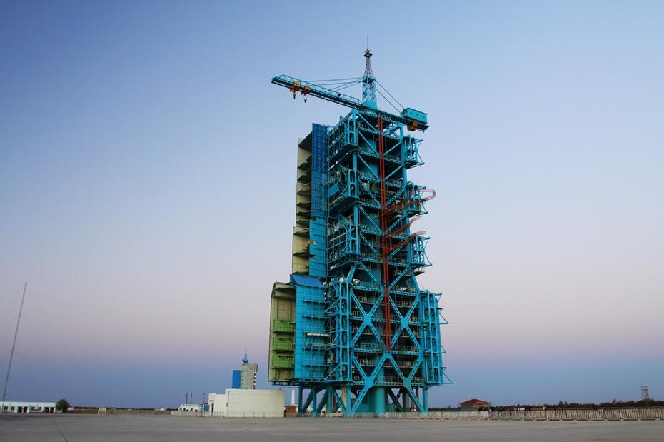 中国唯一载人航天发射场:酒泉卫星发射中心 - 海军航空兵 - 海军航空兵