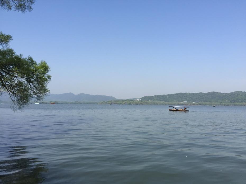 暴走西湖 - 蔷薇花开 - 蔷薇花开的博客