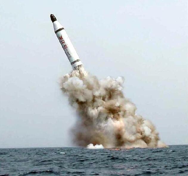 朝鲜喊话:导弹已能精确打击美国本土