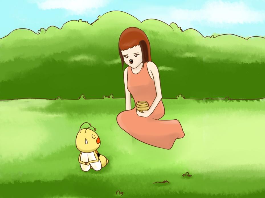 小鸡啄米大米原创-小贱鸡的魔幻世界-第一季第22集图片