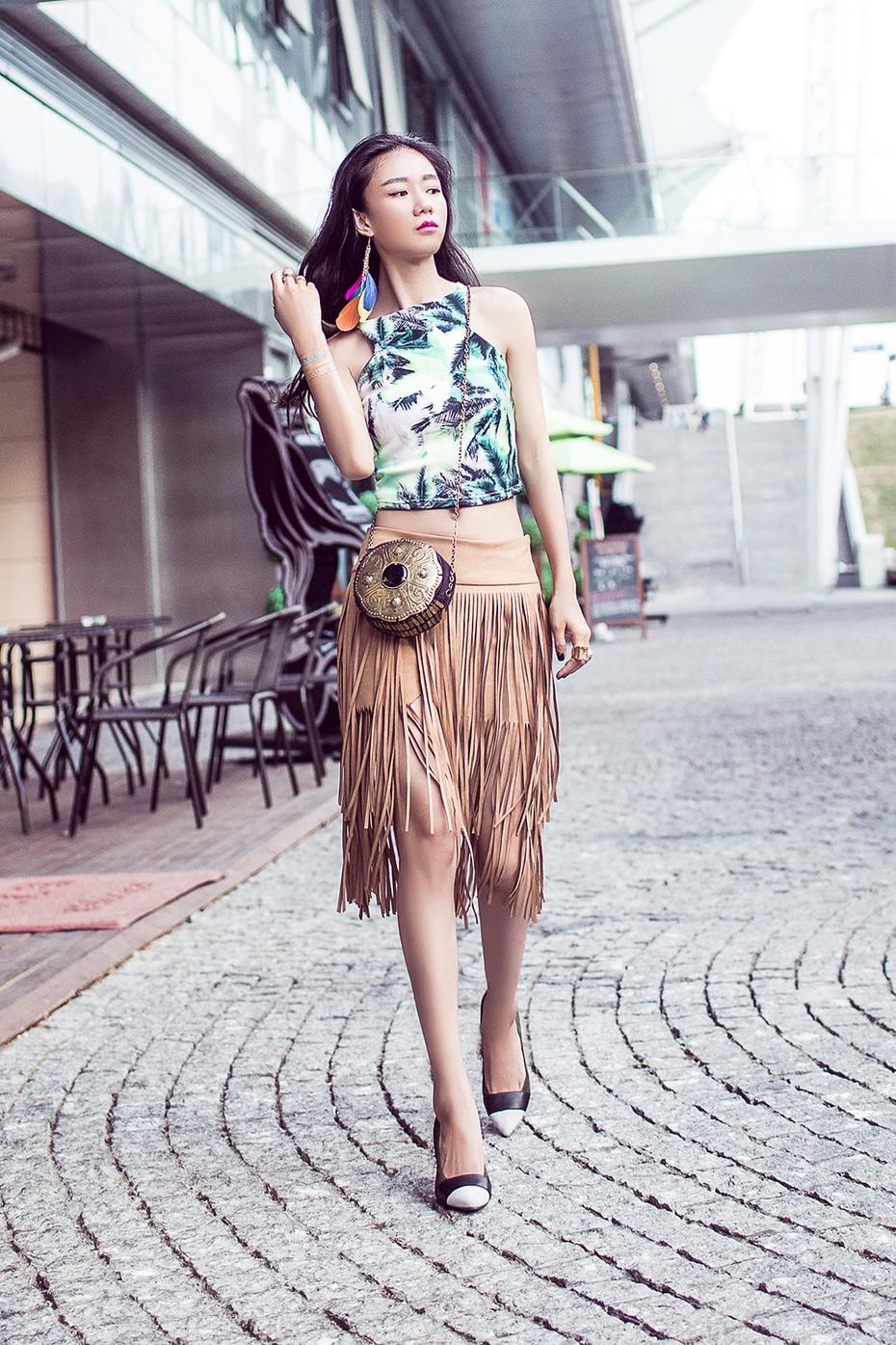 [Ava搭配日记]小色彩 - AvaFoo - Avas Fashion Blog