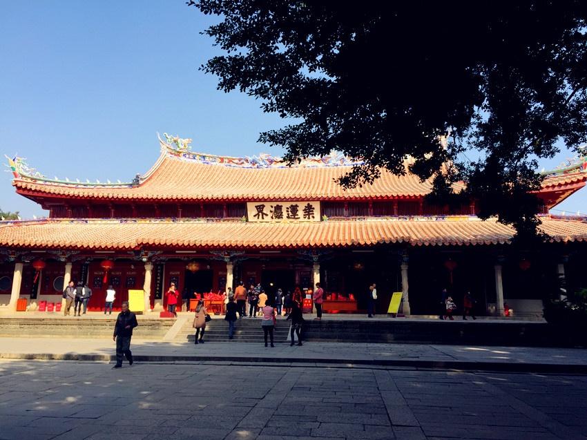 泉州一日三景点 - yushunshun - 鱼顺顺的博客