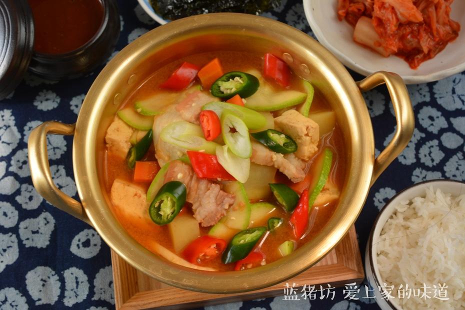 制作大酱汤 秘诀在这里 - 果味新疆 @ c24628 - 果味新疆的美食博客
