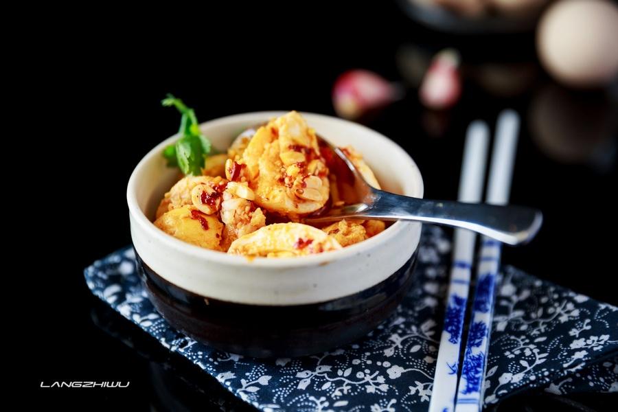 红油蒜茸拌鸡蛋 ---- 小城味道 - 慢美食博客 - 慢美食博客 美食厨房