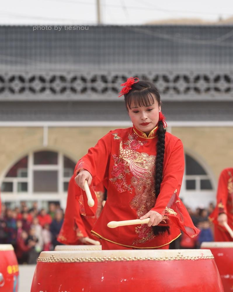 陕北风情(20)—— 印斗大秧歌_图1-88