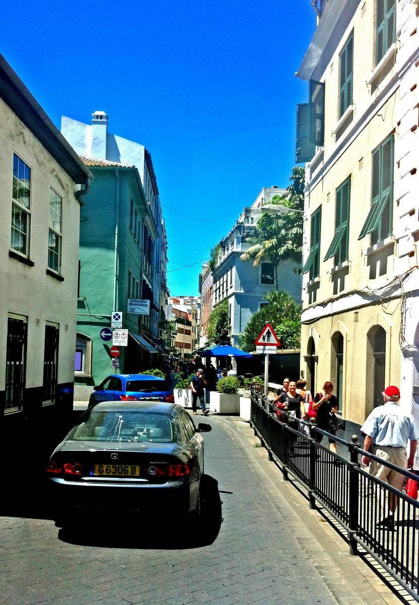 再跨非欧两大陆,初游英属直布罗陀-游西葡摩直之二十 - 侠义客 - 伊大成 的博客