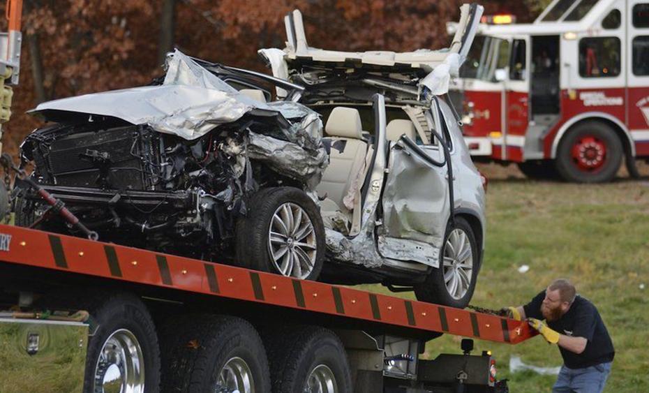 图文:直击美国车祸救援 - 风帆页页 - 风帆页页博客