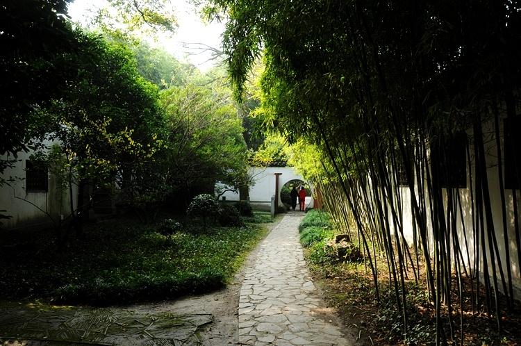 江南古典园林上海醉白池印象 - 海军航空兵 - 海军航空兵