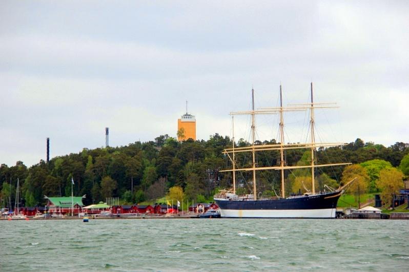 是船赋予海的意义:奥兰群岛慢生活手札(2)