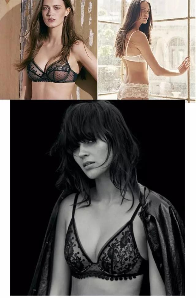 你们的问题 | 大胸如何选内衣? - toni雌和尚 - toni 雌和尚的时尚经