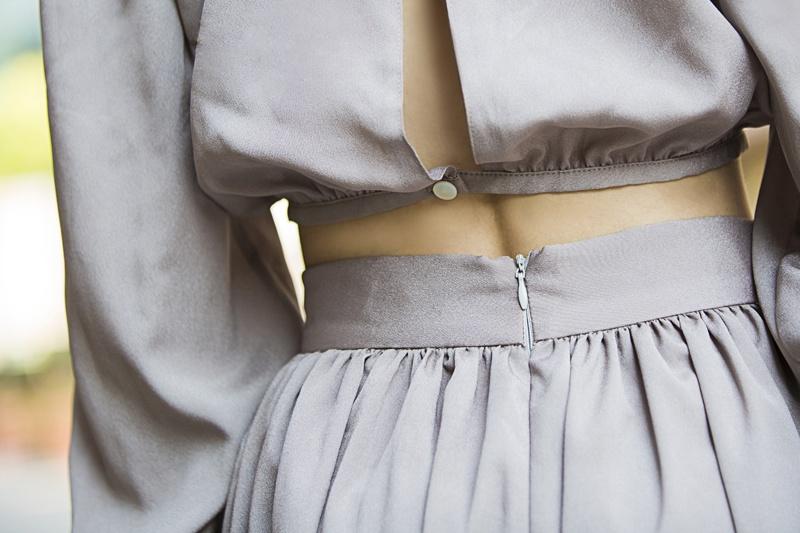 [Ava搭配周记]性感的小设计 - AvaFoo - Avas Fashion Blog