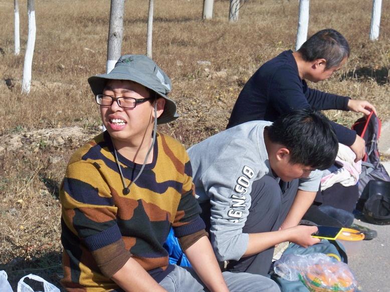 2015-10-31 乐水行15季-44 现今的永定河林2 - stew tiger - 乐水行的风斗