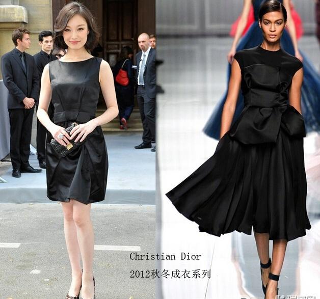 对撕几十件Dior 倪妮Baby撕成了好闺蜜 - 嘉人marieclaire - 嘉人中文网 官方博客