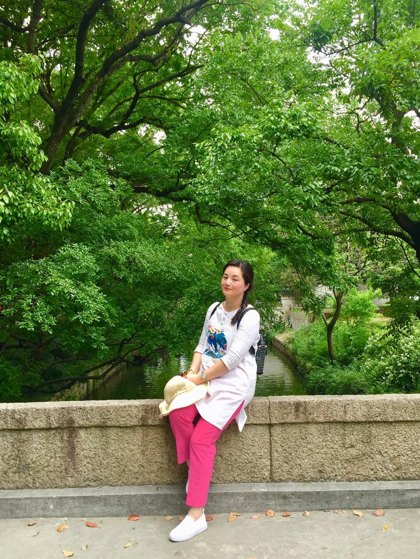 赏花虎丘山 - 蔷薇花开 - 蔷薇花开的博客