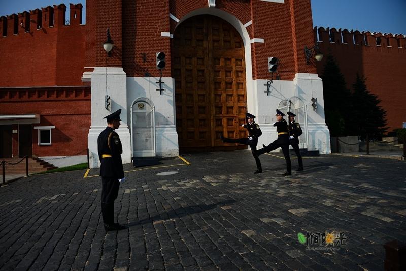 【俄罗斯自由行】---莫斯科红场 - 海军航空兵 - 海军航空兵