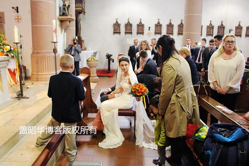 德国人是怎么办婚礼的 - 盖昭华 - 盖昭华的博客