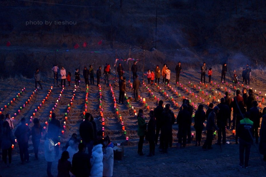 陕北风情(6)——祭祀在初八_图1-47