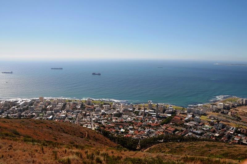 开普敦:信号山俯瞰浩瀚大西洋 - 海军航空兵 - 海军航空兵