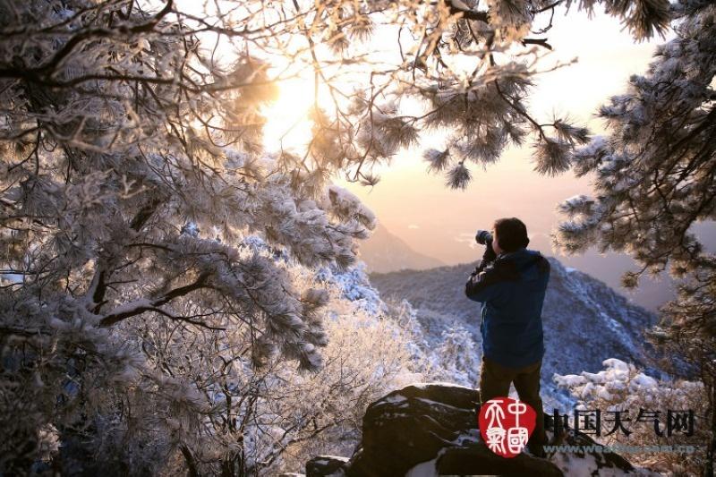 霸王级寒潮下的中国景象4 - 古藤新枝 - 古藤的博客