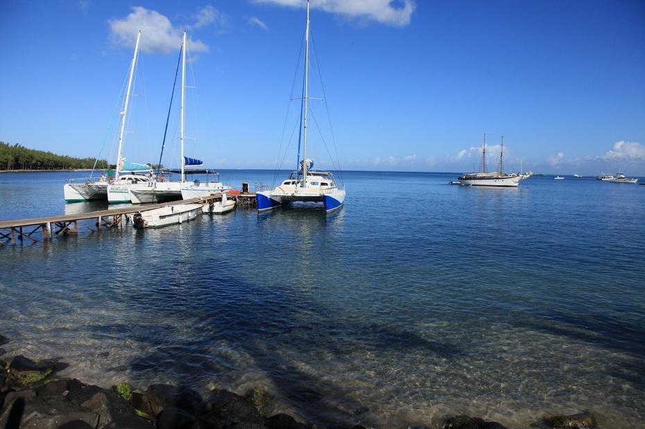 印度洋上的珍珠:毛里求斯 - 余昌国 - 我的博客