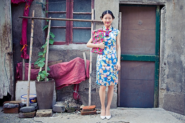 【Ava搭配周记】旗袍的多重演绎 - AvaFoo - Avas Fashion Blog