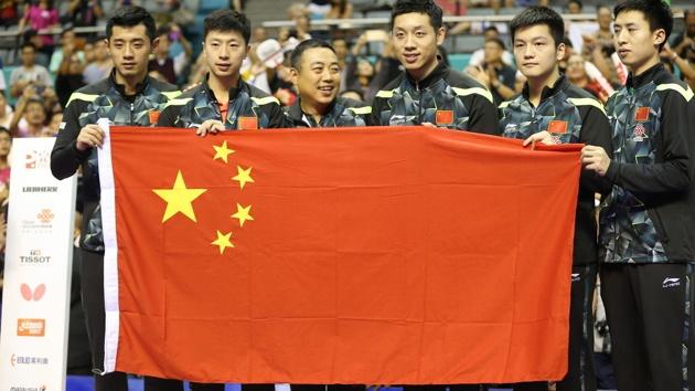 神奇壮举——世乒赛男女团八个3-0卫冕 - 古藤新枝 - 古藤的博客