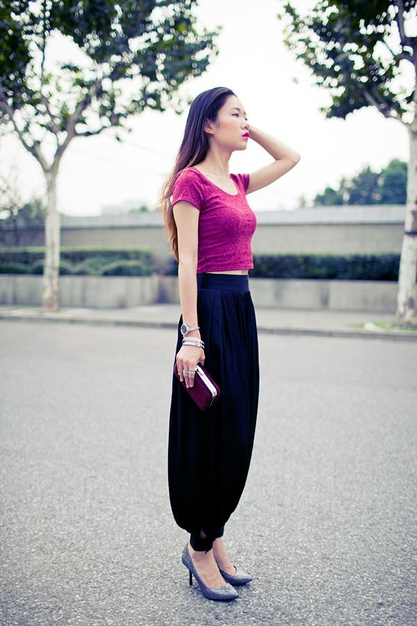 【Ava搭配日记】被遗忘的银色风尚 - AvaFoo - Avas Fashion Blog