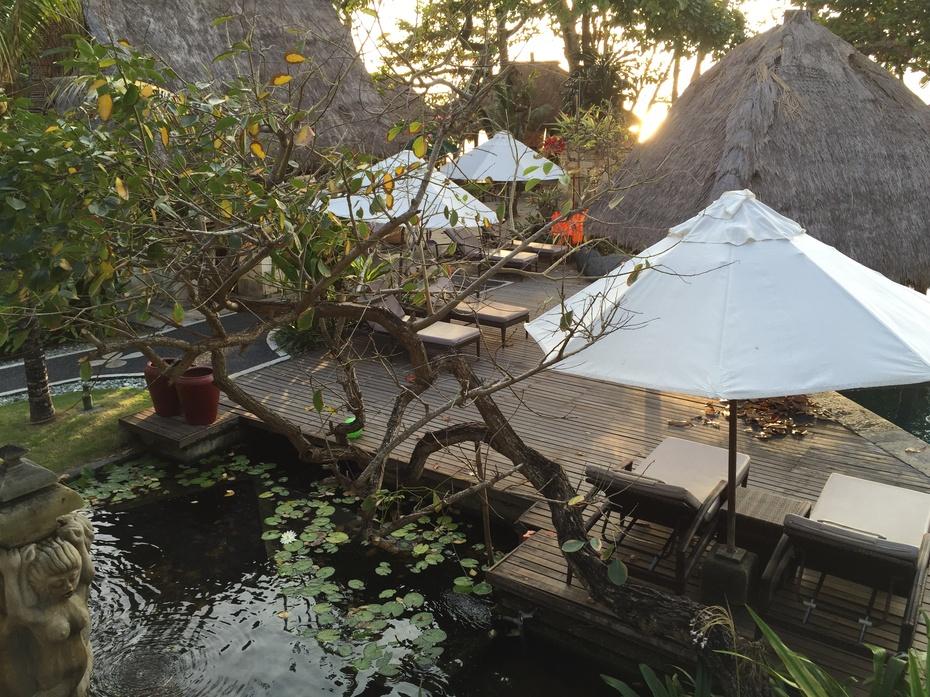 巴厘岛游记之六:从巴厘岛到新加坡 - 蔷薇花开 - 蔷薇花开的博客
