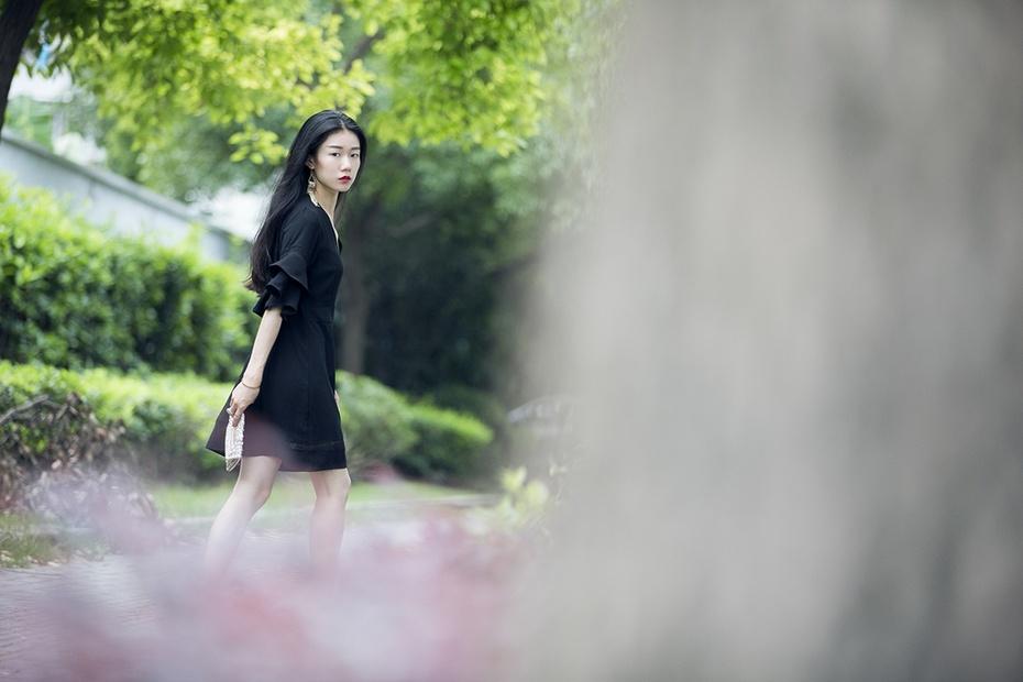 [Ava搭配日记]永远的小黑裙 - AvaFoo - Avas Fashion Blog