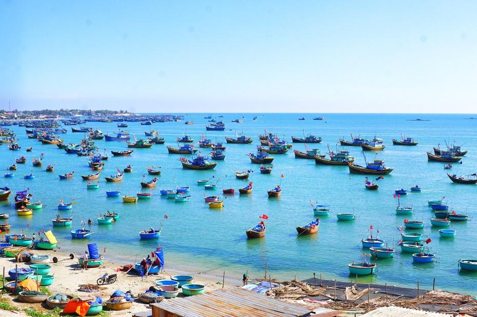 让大海和沙漠完美结合的越南小镇——美奈 - 周若雪Patty - 周若雪Patty