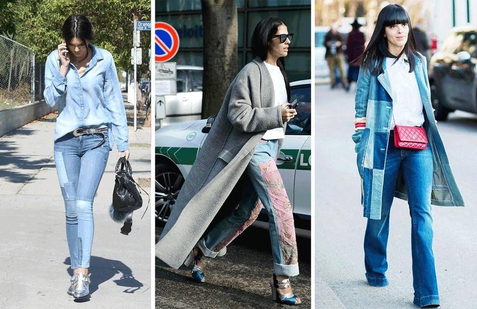 牛仔搭配 | 想要时髦细节才是王道 - toni雌和尚 - toni 雌和尚的时尚经