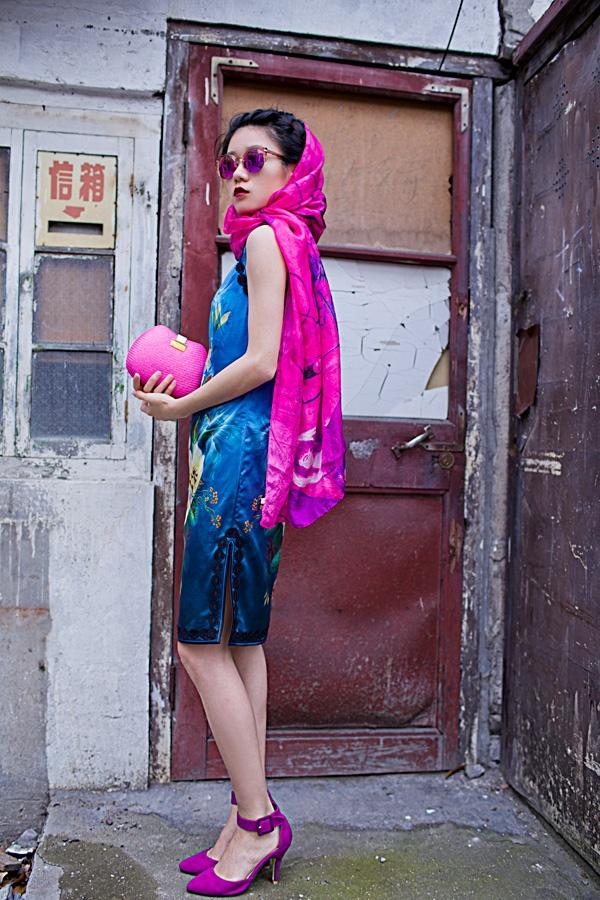 【Ava搭配周记】中式混搭风 - AvaFoo - Avas Fashion Blog