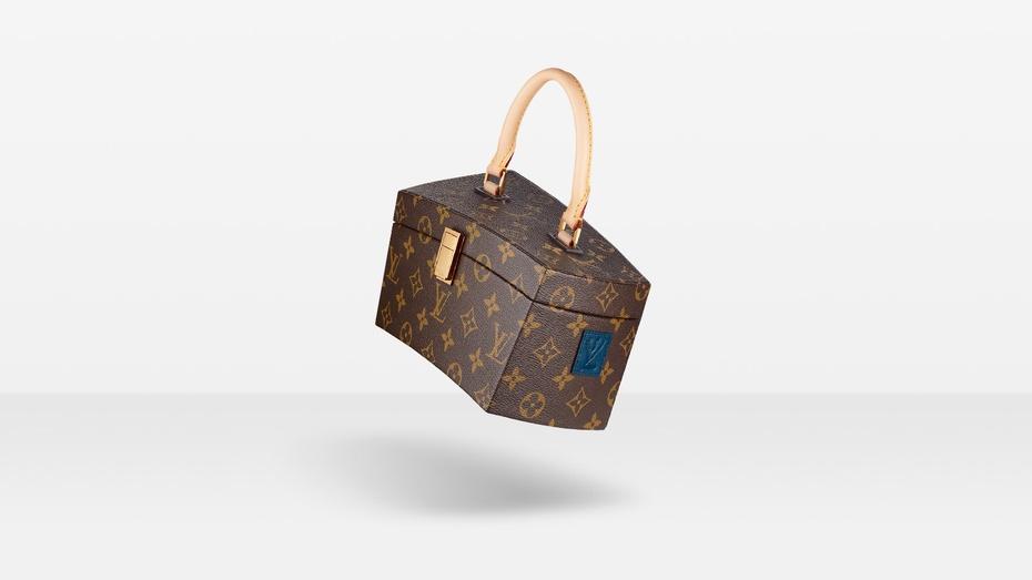 """6 kapsulės maišelį """"Louis Vuitton"""""""
