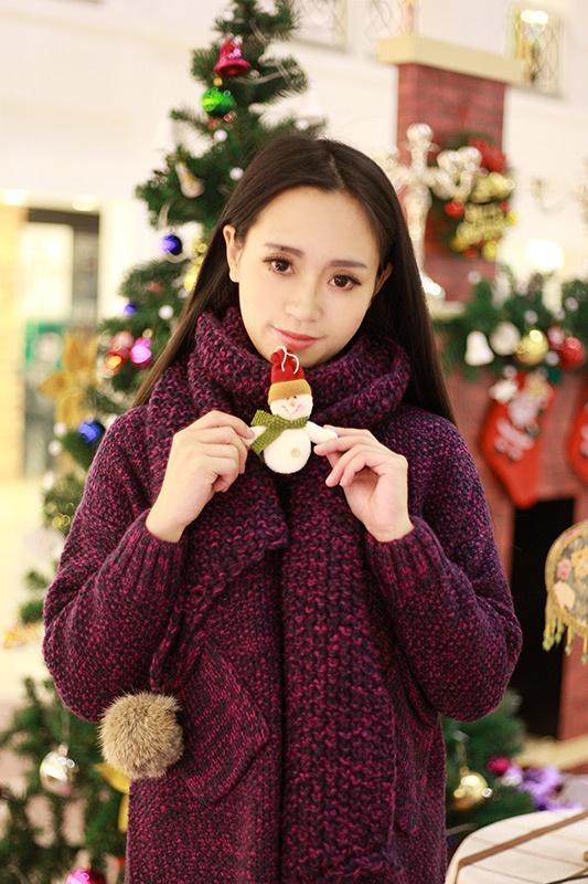 【monmon】圣诞节来了,你的肌肤准备好了吗 - 赵雅芝 - 坏女人