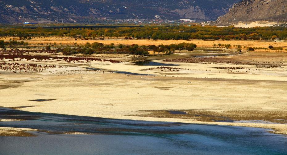 西藏:飞花碎玉般的尼洋河绝美风光 - 海军航空兵 - 海军航空兵
