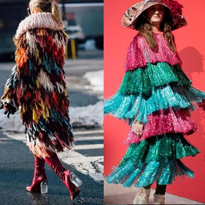 搭配经 | 圣诞元旦年会你准备怎么穿? - toni雌和尚 - toni 雌和尚的时尚经