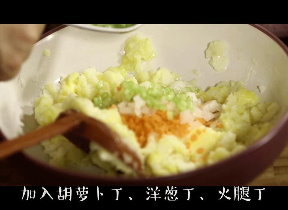 换个方式吃土豆,爱人总是吃不够 - 蓝冰滢 - 蓝猪坊 创意美食工作室