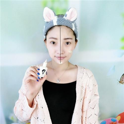 千金妞  韩系仿妆 金所炫清透可爱广告妆 - 千金妞 - 千金妞的小窝