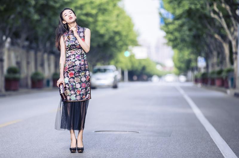 [Ava搭配日记]旗袍也可以这样穿 - AvaFoo - Avas Fashion Blog